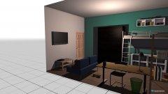 Raumgestaltung YANIS in der Kategorie Schlafzimmer