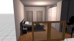 Raumgestaltung yatak odası in der Kategorie Schlafzimmer