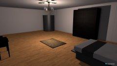 Raumgestaltung YAtak odasi in der Kategorie Schlafzimmer