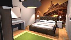 Raumgestaltung YAZAN ROOM in der Kategorie Schlafzimmer