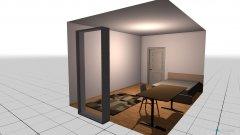 Raumgestaltung yoga in der Kategorie Schlafzimmer