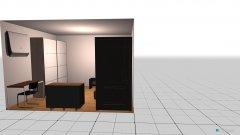 Raumgestaltung yomna in der Kategorie Schlafzimmer