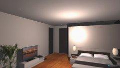 Raumgestaltung Young Master Bedroom in der Kategorie Schlafzimmer