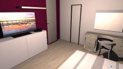 Raumgestaltung yvi zimmer in der Kategorie Schlafzimmer