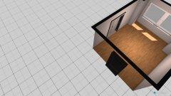 Raumgestaltung Z2_V1 in der Kategorie Schlafzimmer