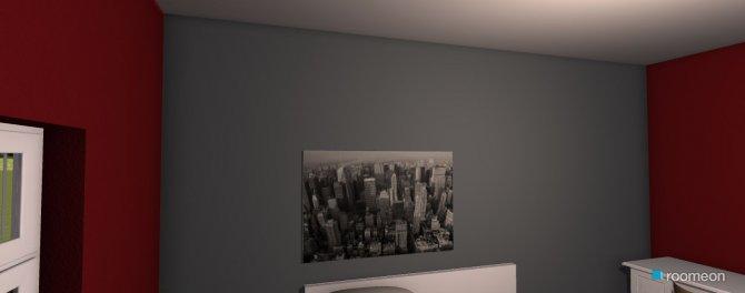 Raumgestaltung z in der Kategorie Schlafzimmer