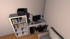 Raumgestaltung Zemmer in der Kategorie Schlafzimmer