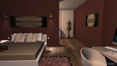 Raumgestaltung zen bed in der Kategorie Schlafzimmer