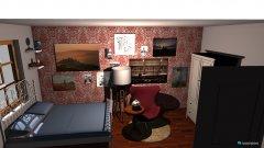 Raumgestaltung Zi 13 2 OG VOLI in der Kategorie Schlafzimmer