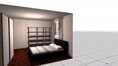 Raumgestaltung zia in der Kategorie Schlafzimmer