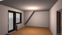 Raumgestaltung ZIelony in der Kategorie Schlafzimmer