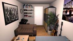 Raumgestaltung ZIimmer in der Kategorie Schlafzimmer