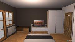 Raumgestaltung Zimm2 in der Kategorie Schlafzimmer