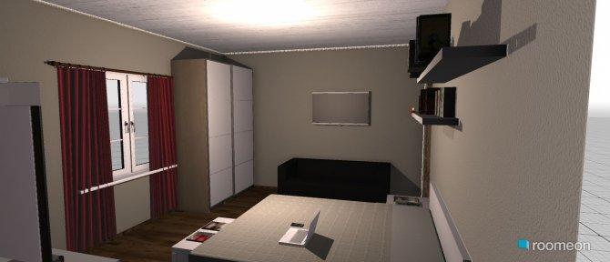 Raumgestaltung zimma in der Kategorie Schlafzimmer