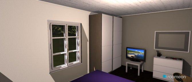 Raumgestaltung ZIMMEER in der Kategorie Schlafzimmer