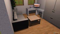 Raumgestaltung ZIMMER 1.1 in der Kategorie Schlafzimmer
