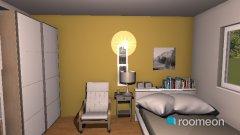 Raumgestaltung Zimmer #1 in der Kategorie Schlafzimmer