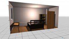 Raumgestaltung Zimmer 1 in der Kategorie Schlafzimmer