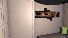Raumgestaltung Zimmer 2.0  in der Kategorie Schlafzimmer