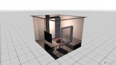 Raumgestaltung Zimmer 3 (alte Küche) Version 2 in der Kategorie Schlafzimmer