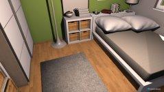 Raumgestaltung Zimmer <3 in der Kategorie Schlafzimmer