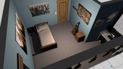 Raumgestaltung Zimmer 4 (nur Wände) in der Kategorie Schlafzimmer