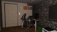 Raumgestaltung Zimmer Alex in der Kategorie Schlafzimmer