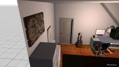 Raumgestaltung Zimmer anders in der Kategorie Schlafzimmer