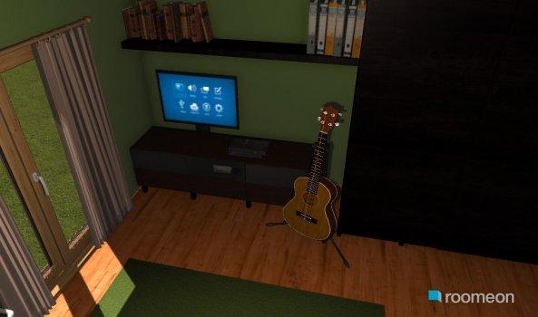 Raumgestaltung Zimmer Andreas 2 in der Kategorie Schlafzimmer