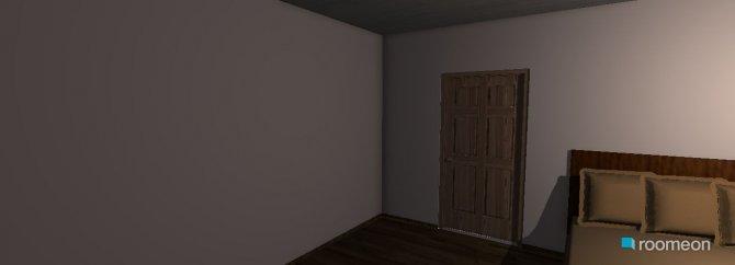 Raumgestaltung Zimmer Andreas in der Kategorie Schlafzimmer