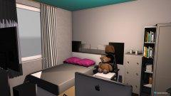 Raumgestaltung zimmer andyd in der Kategorie Schlafzimmer