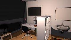 Raumgestaltung Zimmer Bochum in der Kategorie Schlafzimmer