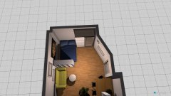 Raumgestaltung Zimmer Carina in der Kategorie Schlafzimmer
