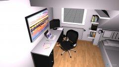 Raumgestaltung Zimmer David in der Kategorie Schlafzimmer