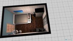 Raumgestaltung Zimmer Davos 2 in der Kategorie Schlafzimmer