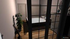 Raumgestaltung Zimmer Davos  in der Kategorie Schlafzimmer