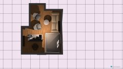 Raumgestaltung Zimmer DB in der Kategorie Schlafzimmer