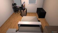 Raumgestaltung Zimmer Design 2 in der Kategorie Schlafzimmer