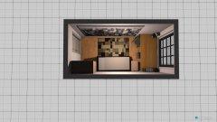 Raumgestaltung ZIMMER DG - GL in der Kategorie Schlafzimmer