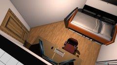 Raumgestaltung Zimmer Domi 01 in der Kategorie Schlafzimmer
