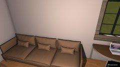 Raumgestaltung Zimmer Edi in der Kategorie Schlafzimmer