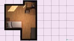 Raumgestaltung Zimmer Einrichtung in der Kategorie Schlafzimmer