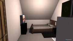 Raumgestaltung zimmer Emma in der Kategorie Schlafzimmer