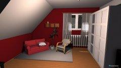 Raumgestaltung Zimmer Entwurf 1 in der Kategorie Schlafzimmer
