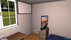 Raumgestaltung Zimmer Essen verändert2 in der Kategorie Schlafzimmer