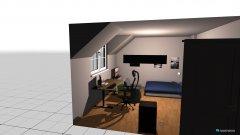Raumgestaltung Zimmer Essen verändert3 in der Kategorie Schlafzimmer