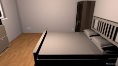 Raumgestaltung Zimmer Essen verändert in der Kategorie Schlafzimmer
