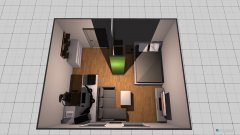 Raumgestaltung Zimmer Final nr 2 in der Kategorie Schlafzimmer