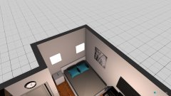 Raumgestaltung Zimmer Freiburg in der Kategorie Schlafzimmer