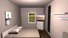 Raumgestaltung Zimmer Garage Heltersberg in der Kategorie Schlafzimmer